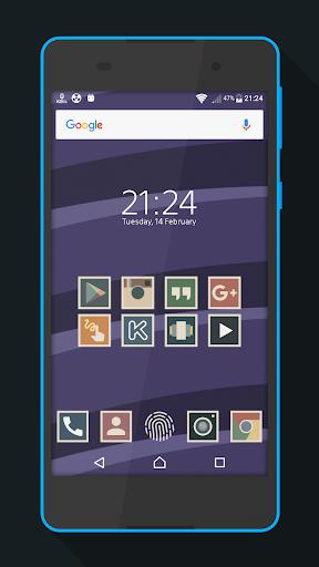 Shimu - Free Icon Pack  screenshots 1