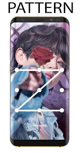 Lock Screen for BTS 5.0 Screenshots 4