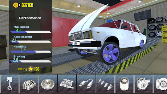 Car Simulator 2 Mod 1.34.5 Apk [Unlimited Money] 3