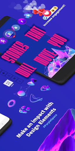 Adobe Spark Post: Graphic Design & Story Templates  screenshots 4