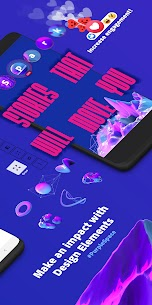 Adobe Spark Post: Graphic Design & Story Templates Mod 5.3.0 Apk [Unlocked] 4