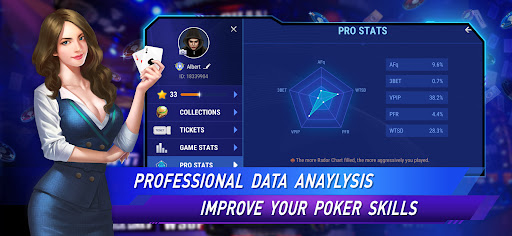 Sohoo Poker - Texas Holdem Poker  screenshots 2