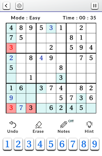 Sudoku Classic screenshots 23