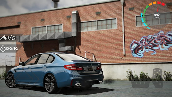 M5 Simulator : City Racing