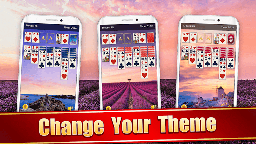 Solitaire - Classic Solitaire Card Games 1.3.7 screenshots 2
