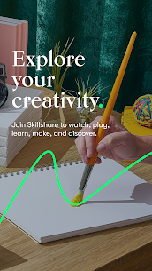 Free Skillshare – Creative Classes 1