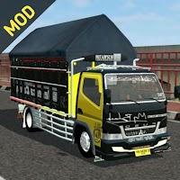 Mod Bussid Truck Rebecca My Black