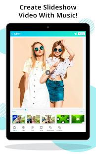 Marketing Video Maker, Promo Video Slideshow Maker screenshots 11