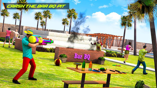 Pool Party Gunner FPS u2013 New Shooting Game 2018 screenshots 9