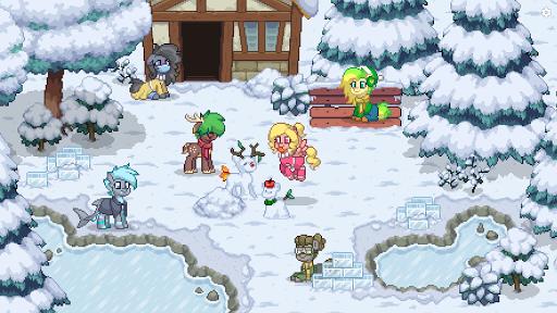 Pony Town - Social MMORPG screenshots 23