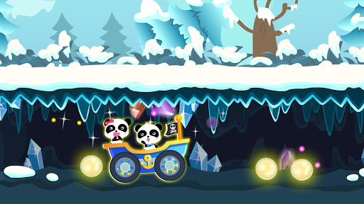 Baby Panda Car Racing  Screenshots 13
