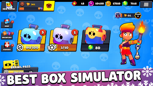 Super box simulator for Brawl Stars & Brawl Pass 1.15 screenshots 1