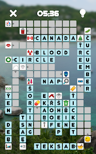 Word Detective - Solve the image crossword puzzle
