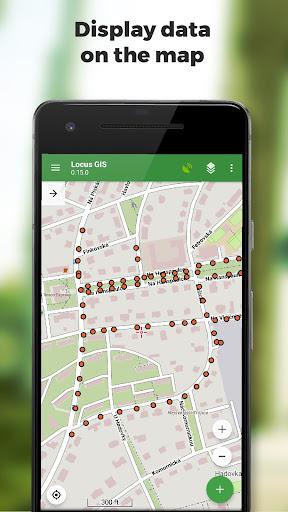 Locus GIS - offline geodata collecting, SHP edits 1.8.1 screenshots 1