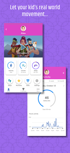 Garmin Jr.™ screenshot 1