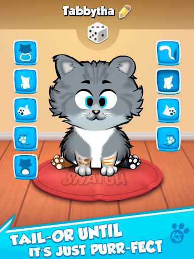 Kitty Snatch - Match 3 ft. Cats of Instagram game screenshots 9