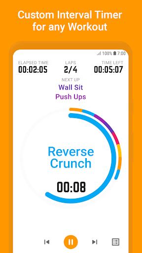 Exercise Timer apktram screenshots 1