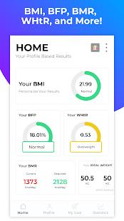 BMI Calculator: Body Fat Percentage & Ideal Weight