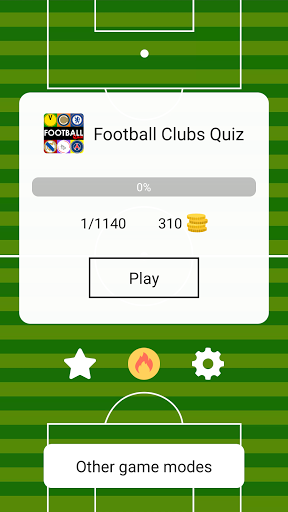 Soccer Club Logo Quiz: more than 1000 teams 1.82 screenshots 1