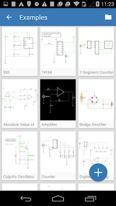 iCircuit Electronic Circuit Simulatorのおすすめ画像2