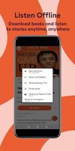 Storytel: Sesli kitaplar , Kitap Dinle Full Apk İndir 5