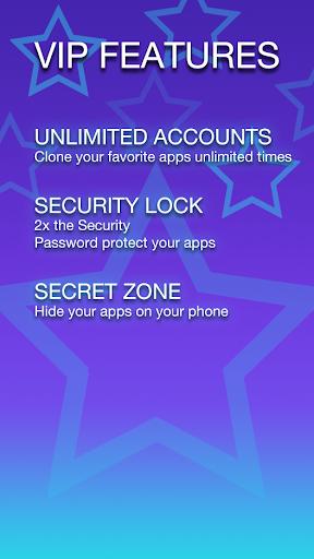 2Accounts - Dual Space & Dual Apps apktram screenshots 4