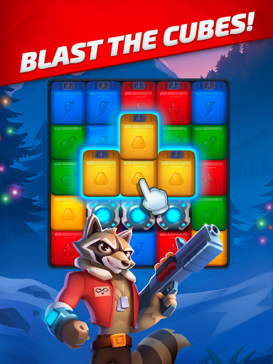 Rumble Blast u2013 3 in a row games & puzzle adventure 1.7 screenshots 10