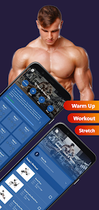 Olympia Pro Apk- Gym Workout & Fitness Trainer [Paid] 7