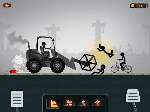 Epic Stickman Destruction Game 1.4 screenshots 8