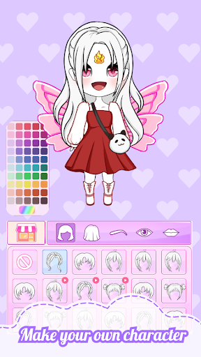 Chibi Dolls: Dress up Games & Avatar Creator 1.0.5.1 screenshots 6