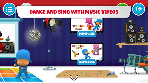 Pocoyo House: best videos and apps for kids apkdebit screenshots 3