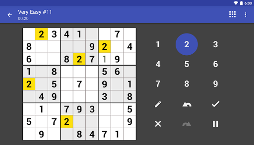 Andoku Sudoku 3 1.17.0 screenshots 10