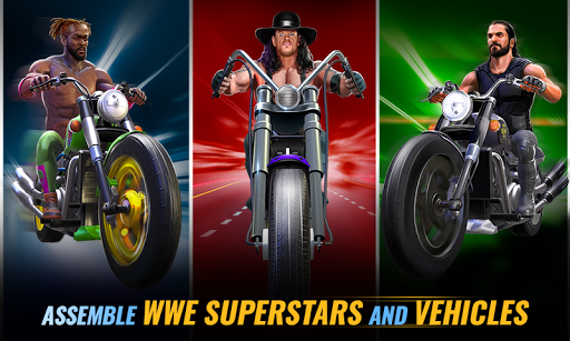 WWE Racing Showdown 1.0.3 screenshots 5