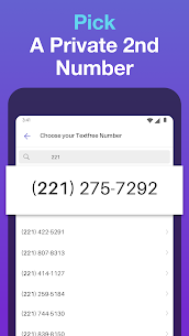 Text Free Apk Mod , Text Free Apk Premium , New 2021 1