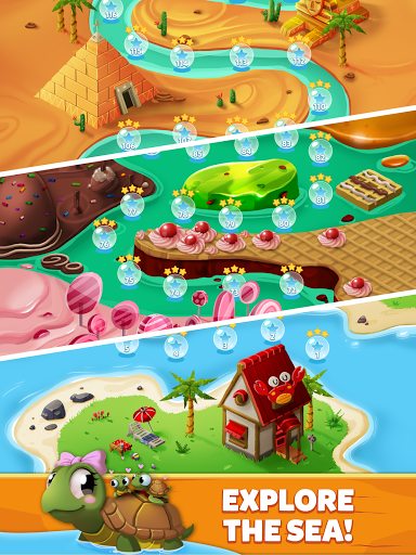 Bubble Words - Word Games Puzzle 1.4.0 Screenshots 10