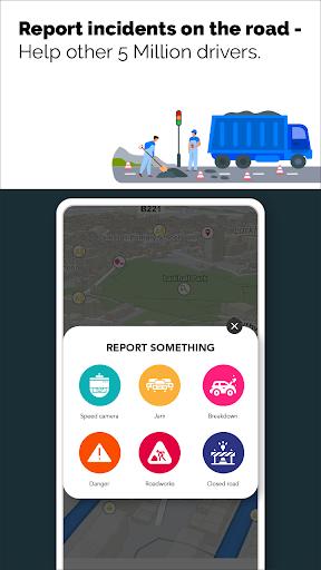 GPS Live Navigation, Maps, Directions and Explore  Screenshots 19