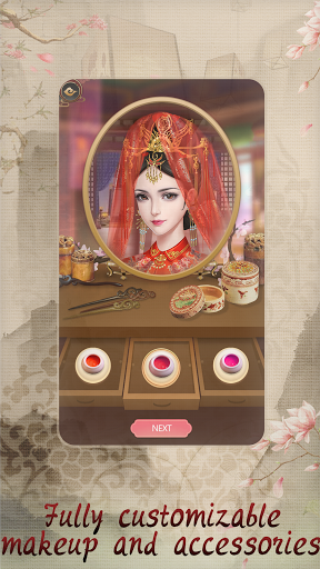 Sleepless in Royal - Dress Up screenshot 1