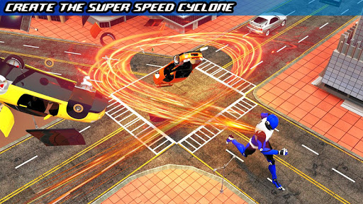 Police Robot Speed hero: Police Cop robot games 3D 5.2 Screenshots 2