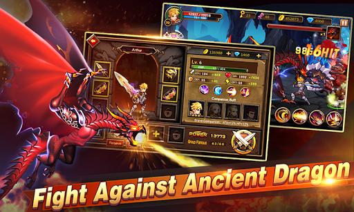 Brave Knight: Dragon Battle 1.4.3 Screenshots 14