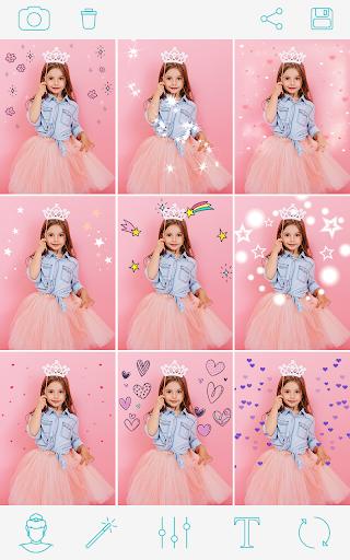 Princess Camera Glitter ud83dudc51 1.2.8 Screenshots 2