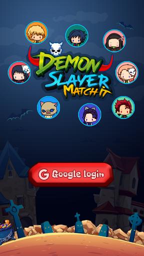 Demon Slayer: Kimetsu no Yaiba - Tile Matching screenshots 1
