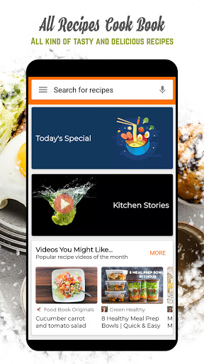 All recipes Cook Book  screenshots 1