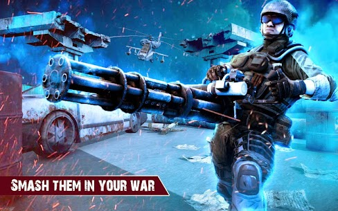 Gunner battlefield 2018 : Grand Battle Strike Game Hack Android and iOS 1