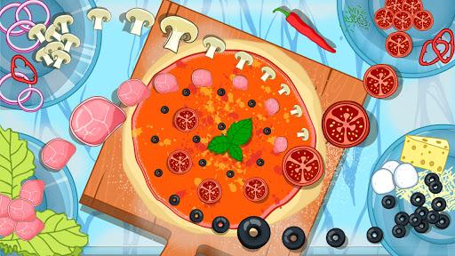 Pizza maker. Cooking for kids  screenshots 23