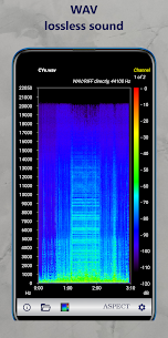 Aspect Pro – Spectrogram Analyzer for Audio Files 2.0.20240 Apk 1