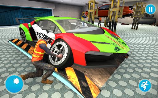 Real Car Mechanic Workshop- Junkyard Auto Repair 1.0 screenshots 8