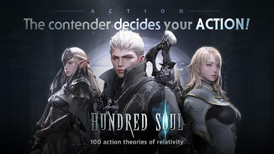 Hundred Soul MOD (God Mode/1 Hit Kill) 1