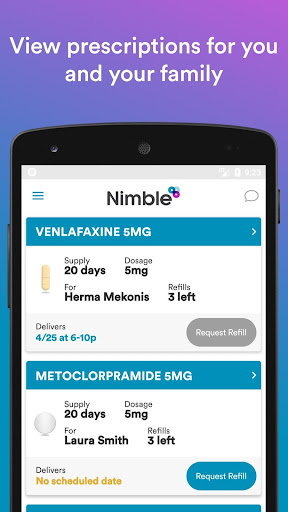 Nimble Rx Screenshots 1