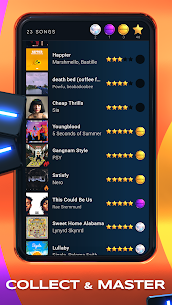 Beatstar – Touch Your Music Apk Lastest Version 2021** 3