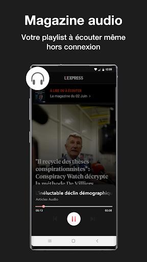 L'Express I Actualités, Infos, France, Monde  screenshots 4